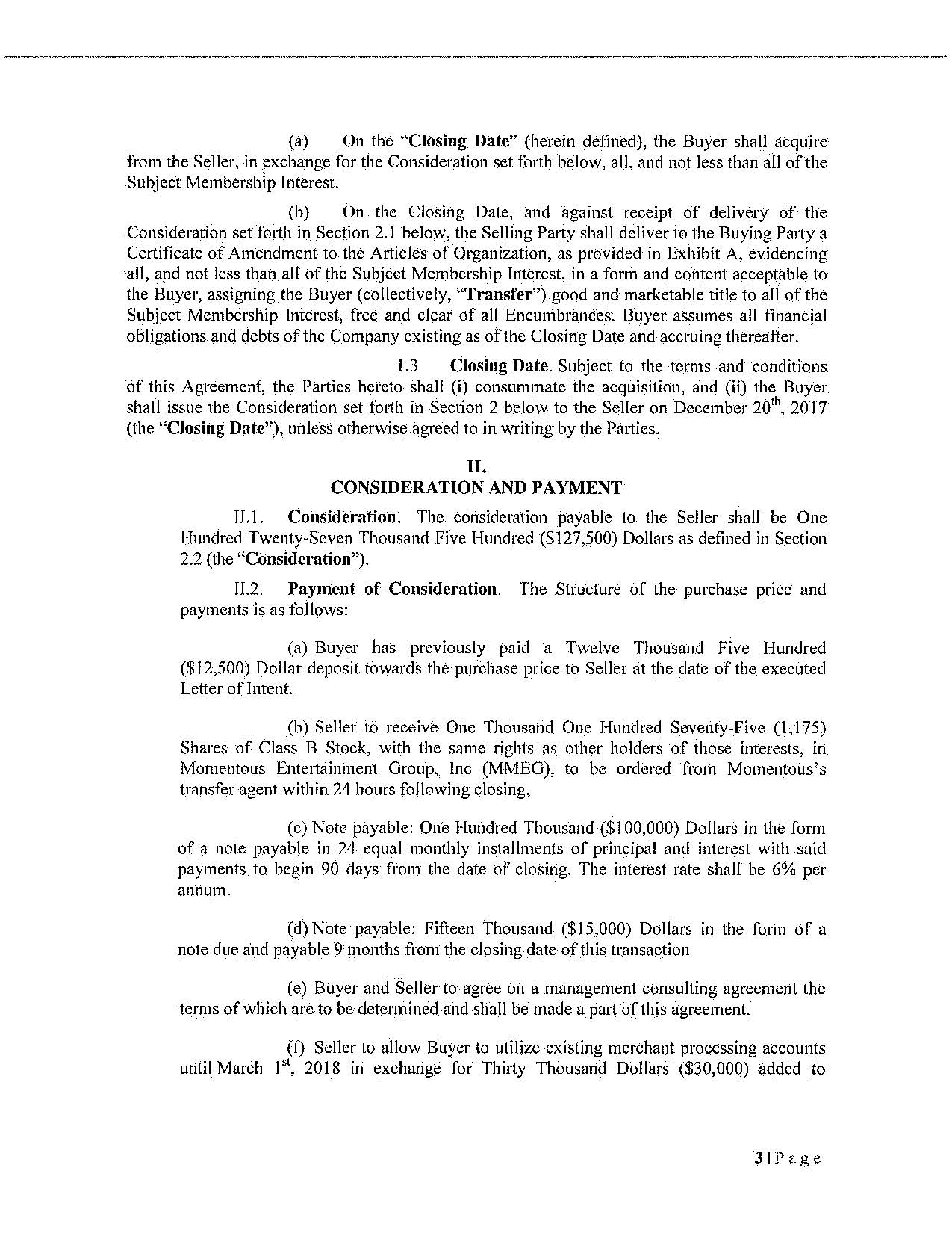 Form 8k Current Report